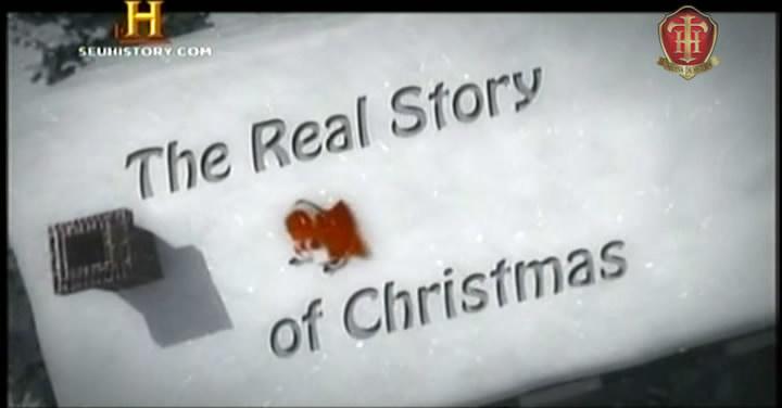 A Verdadeira História do Natal (1)