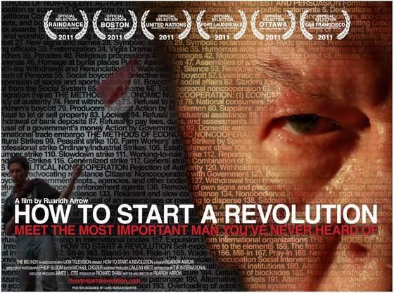 como começar uma revolução