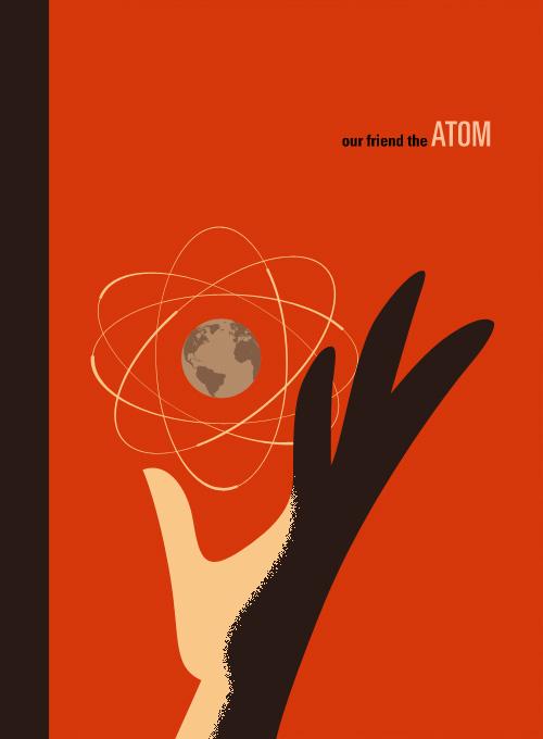 nosso amigo o átomo