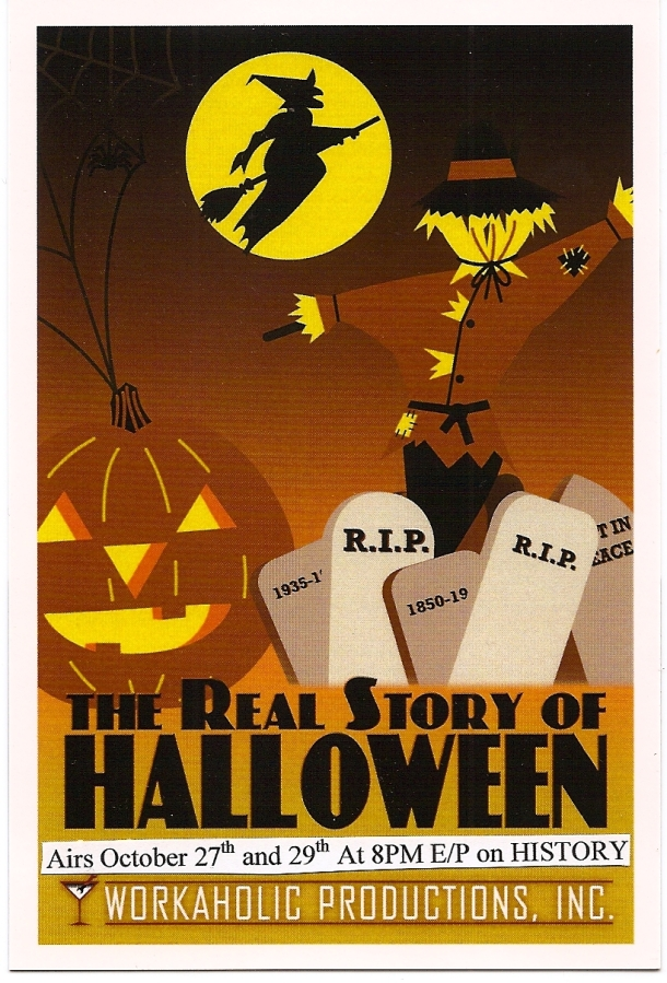 a verdadeira história do halloween