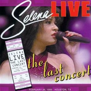 Selena ao Vivo: O ÚltimoShow