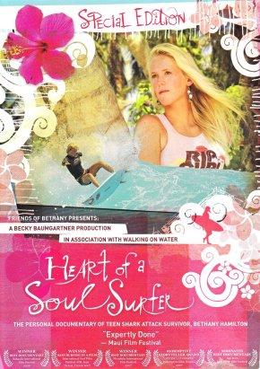 O Coração de uma Surfista daAlma