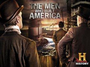 Os Homens que Construíram aAmérica