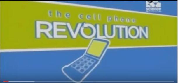 a revolução do telefone celular
