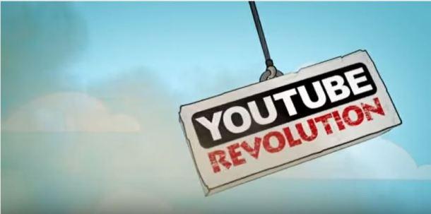 a revolução do you tube