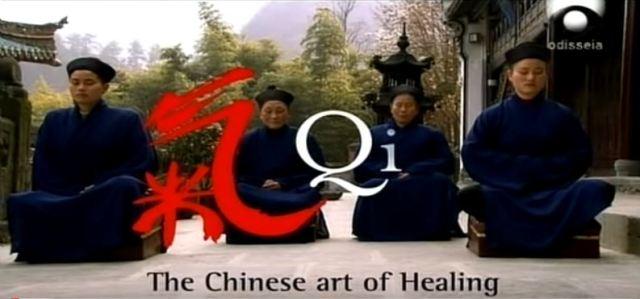 chi a arte chinesa da cura