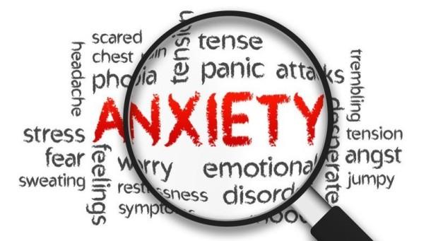 disturbio de ansiedade