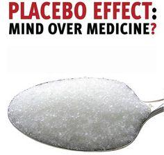 efeito placebo