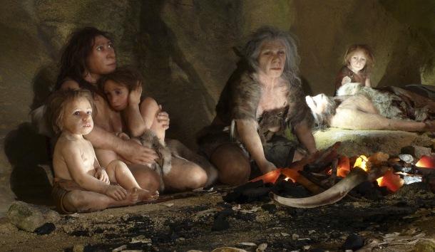 em busca do neandertal