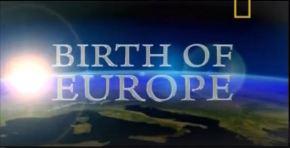 O Nascimento da Europa – 3episódios