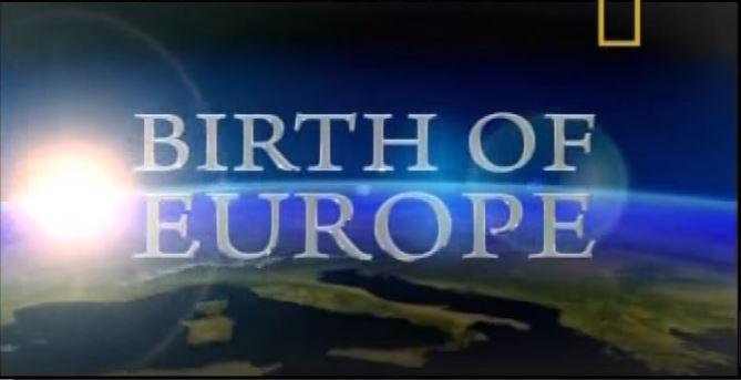 o nascimento da europa