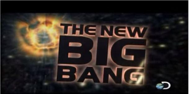 o novo big bang