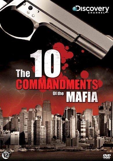 os 10 mandamentos da mafia