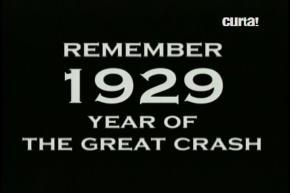 Relembrando 1929 (Os Loucos Anos20)