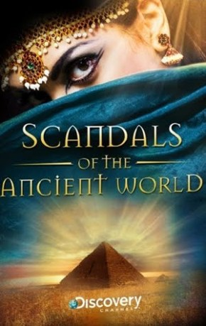 Escândalos do Mundo Antigo:Egito