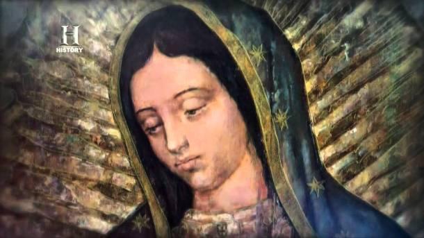 o lado oculto da virgem maria