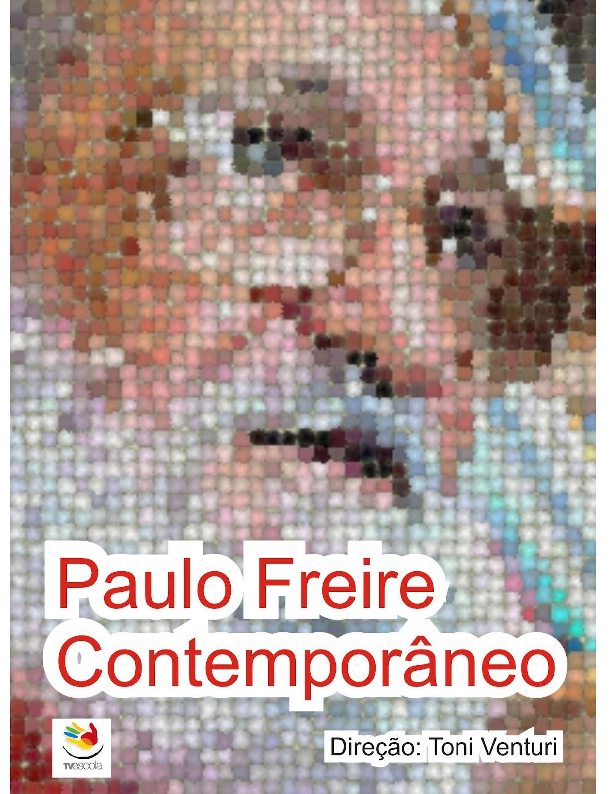 Paulo Freire: Contemporâneo